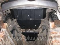 Защита кпп - автомат Mercedes-Benz W124 (1984-1996) все до 3.2 / мерседес-бенц 124