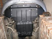 Защита радиатора - автомат Mercedes E-Class 270 CDI (W211) (2002-2009) 2.7, кроме 4wd