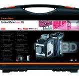 Перекрестный лазерный уровень CompactPlane-Laser 3D Laserliner 036.290A, фото 10