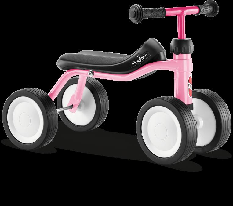 Puky - Беговел Pukylino, цвет розовый