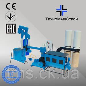 Оборудование для производства пеллет и комбикорма МЛГ-500 MAX (производительность до 400кг/час)