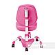 Комплект подростковая парта для школы AmarePink + ортопедическое кресло Buono Pink FunDesk, фото 5