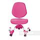 Комплект подростковая парта для школы AmarePink + ортопедическое кресло Buono Pink FunDesk, фото 7