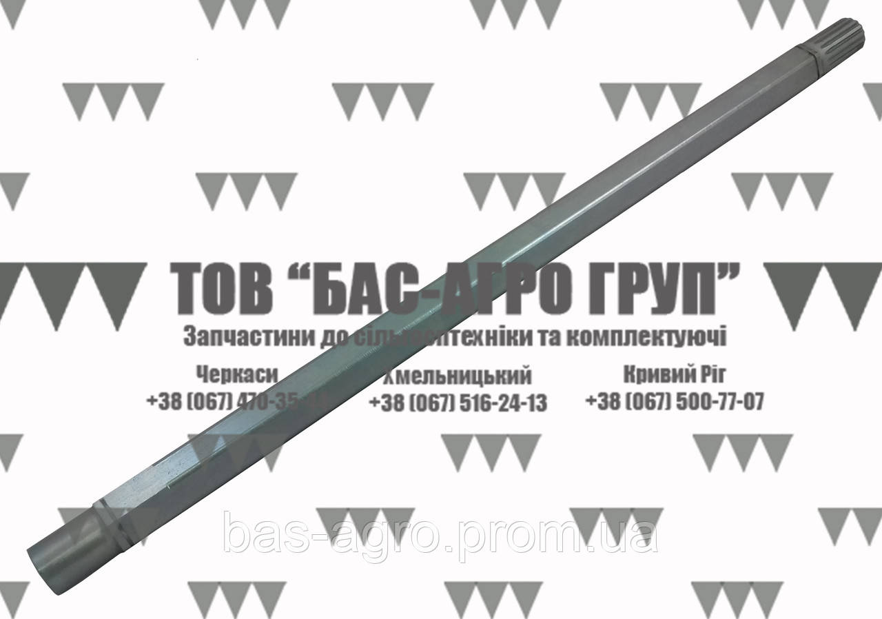 Вал шестигранный Geringhoff 002025 аналог