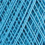 Пряжа YarnArt Lily 0008 ярко-бирюзовый (Ярнарт Лили) 100% мерсеризованный хлопок