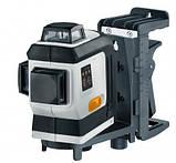 Перекрёстный лазерный уровень PowerPlane-Laser 3D Plus Laserliner 036.302L, фото 2