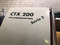 Токарный станок с ЧПУ- GILDEMEISTER CTX 200