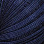 Пряжа YarnArt Lily 0066 темно-синий (Ярнарт Лили) 100% мерсеризованный хлопок