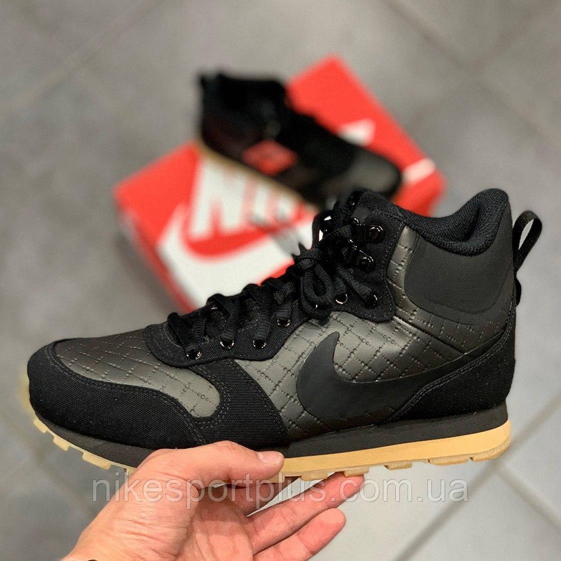 КРОССОВКИ Men's Nike MD Runner 2 Mid Premium Shoe 844864-006