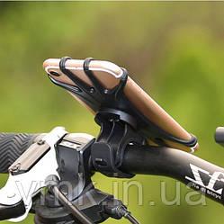 Велосипедный держатель телефона на руль
