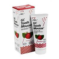 Крем для зубiв GC Tooth Mousse 35 мл  Полуниця