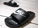 Мужские шлепки Nike (черные) , фото 9