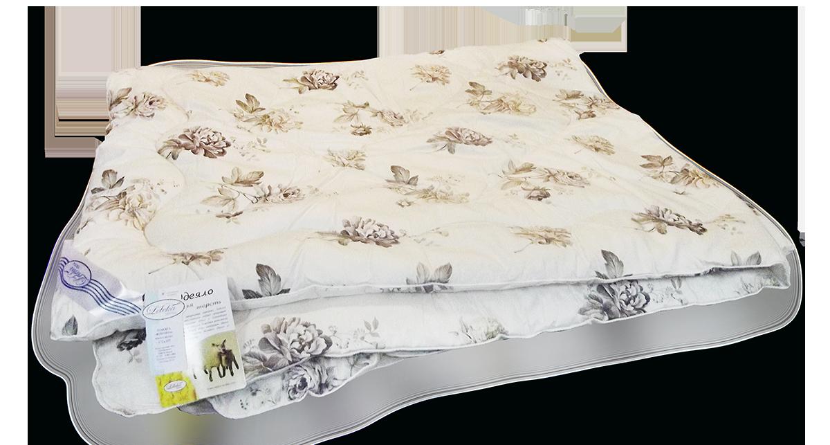 Одеяло «Шерстяное» стандарт 140х205