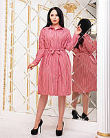 921a620d295 Женское платье рубашка большого размера в Украине. Сравнить цены ...