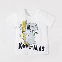 Детская футболка Коала Jumping Beans