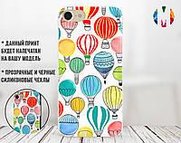 Силиконовый чехол для Xiaomi Redmi 6A Воздушные шары (31051-3191)