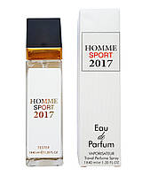 Мужской парфюм Sport 2017 (Хом Спорт 2017) 40мл (реплика) ОПТ