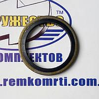 Кольцо-шайба М20 (20.7 х 28 х 1.5) резино-металлическое самоцентрирующиеся