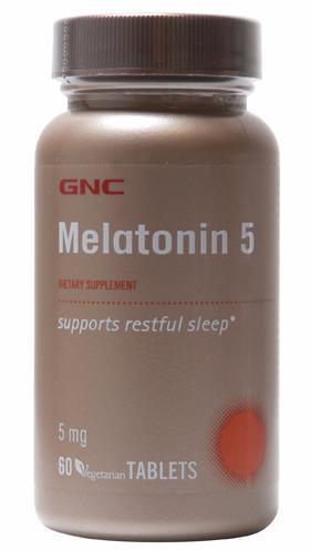 Melatonin 5 (60 tabs)