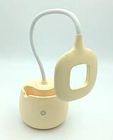 Светодиодная лампа на рабочий стол  \ Led Lamp гибкая LD1014 Yellow