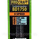Свердлильний верстат ProCraft BD-1750, фото 3