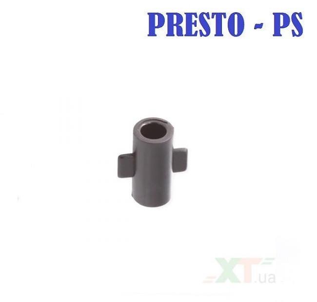 Адаптер двойной внутренний 5 мм под микроджет для полива