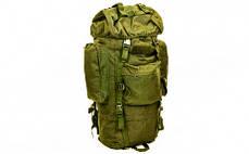 Рюкзак тактический (рейдовый) каркасный V-65л TY-065, фото 3