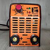 Акция! Сварочный аппарат Proweld WM-280 +маска Хамелеон, фото 4