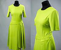 05482afa5e2 Стильное женское платье ткань