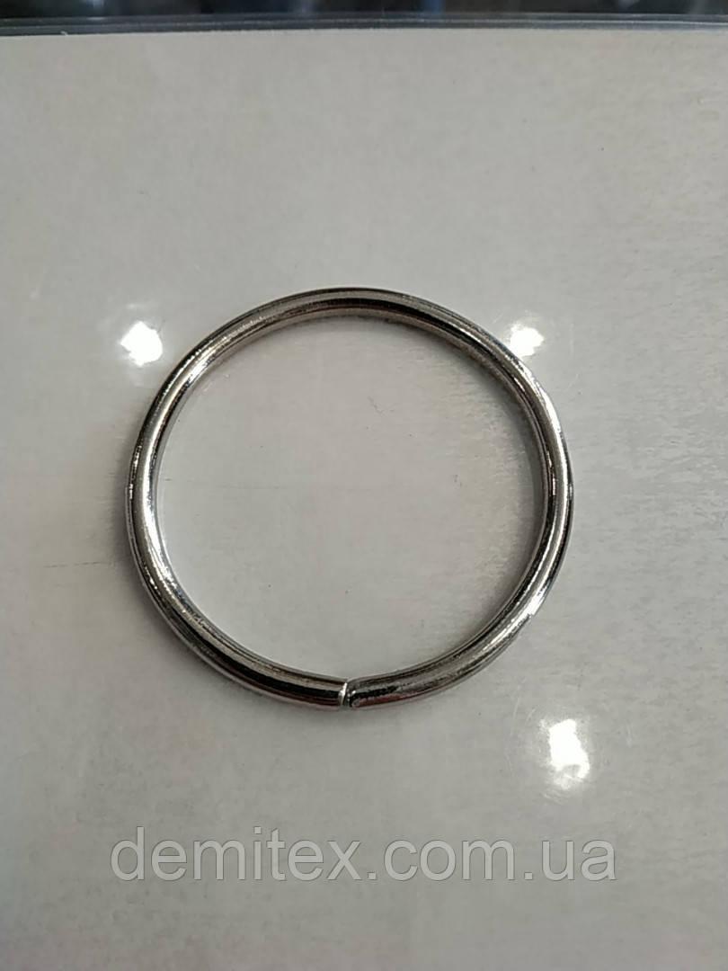 Кольцо никель 50х4мм