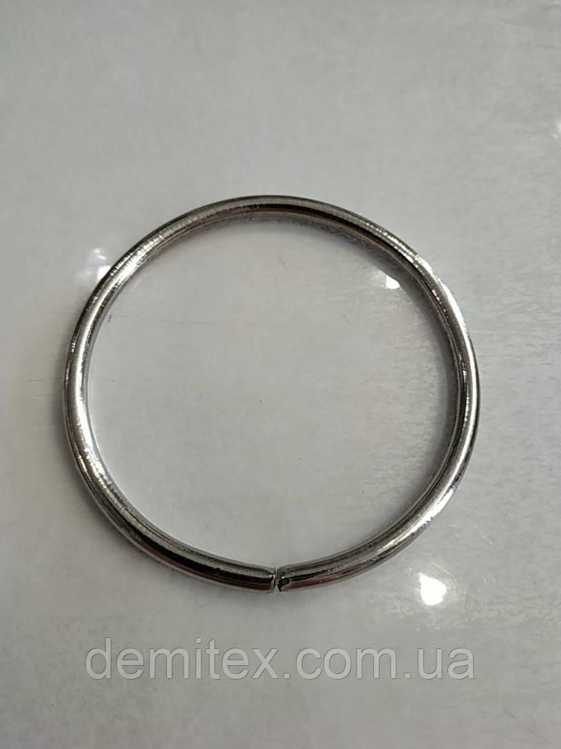 Кольцо никель 70х4мм