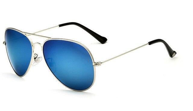 Очки поляризационные Veithdia 3026 Blue S + футляр