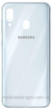 Задняя крышка Samsung A305 Galaxy A30 (2019) white, фото 2