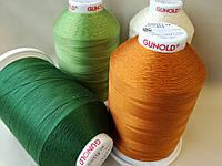 Хлопоковая вышивальная нить GUNOLD, Германия №12, 2000м