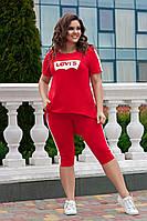 Спорт костюм(бриджи+футболка), фото 1