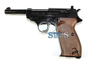 Пневматичний пістолет Umarex Walther P38 Blowback