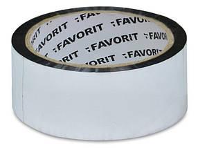 Лента с алюминиевым покрытием Favorit 50 мм х 25 м (10-509)