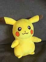 Игрушка Picachu Пикачу Покемон 32 см ОТЛИЧНОЕ качество, набивка, фото - реальное!