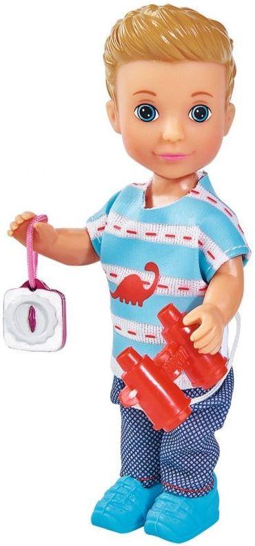 Кукла Тимми Прогулка с любимцем Evi Timmy Simba