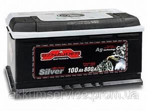 Акумулятор автомобільний Sznajder Silver 100AH R+ 800А (60025)