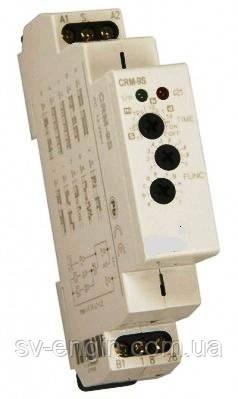 Реле времени CRM-91H\230, CRM-91H\UNI, CRM-93H\230, CRM-93H\UNI, CRM-9S, СRM-91HE, СRM-2HE. Обзор моделей реле