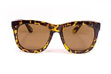 Солнцезащитные очки в леопардовой оправе (5060), фото 3