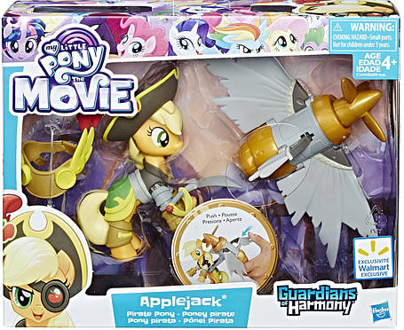 Пони пират Pirate Pony Applejeck My Little Pony от Hasbro, фото 2