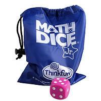 "Игра-головоломка ""Математические кубики"" | ThinkFun Math Dice Jr 0717"