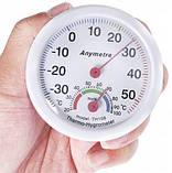 Механический термометр-гигрометр на ножке TH108, фото 2