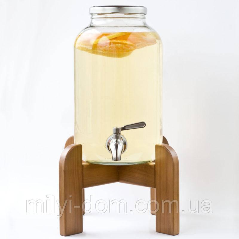 Подставка под лимонадницу Colour 4.25л, (при условии покупки лимонадницы)