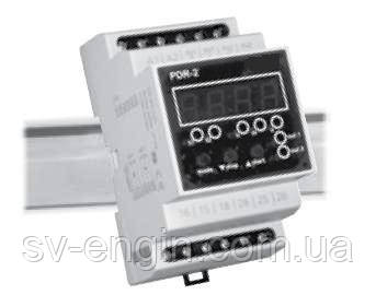 PDR-2A\230V, PDR-2A\UNI, PDR-2B\230V, PDR-2B\UNI — программируемое цифровое реле.