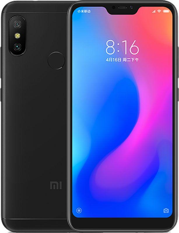Смартфон Xiaomi Redmi 6 Pro 3/32GB Black Global Rom