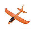 Сверх быстрый метательный самолет планер трюкач на дальнее расстояние (Оранжевый), фото 5