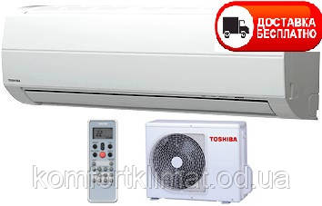 Кондиционер  Toshiba серии  RAS-10SKHP-ES on-off, кондиционер купить в Одессе, фото 2